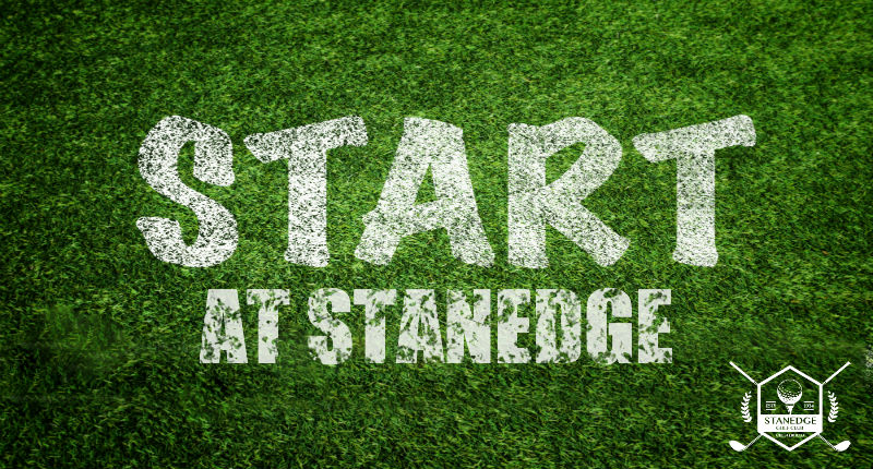 Start At Stanedge Junior Golf Coaching