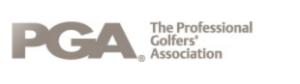 PGA golfer logo