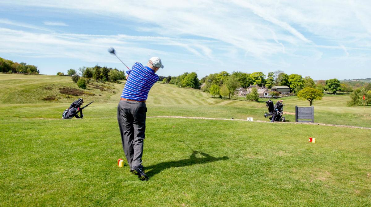 golf club derbyshire
