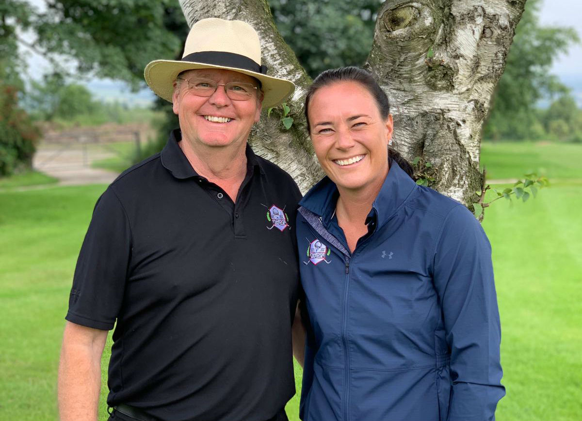 golf coaching with stanedge