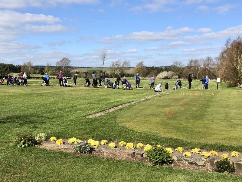 Group Golf Coaching