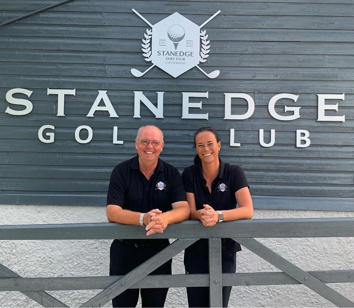 stanedge golf coaching